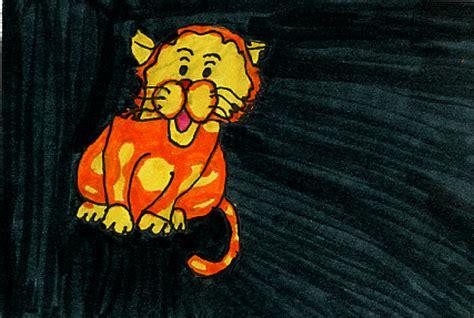Tiger Is A Scaredy Cat tiger is a scaredy cat written by joan phillips