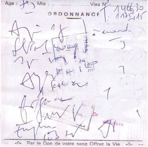 Modele D Ordonnance Infirmiere