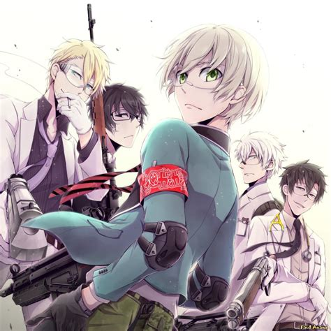 Anime 1 Episode by Otaku Anime Review Gun Gun Aoharu X Kikanjuu