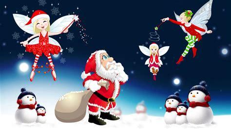 merry christmas santa claus desktop hd wallpaper  mobile phones tablet  pc