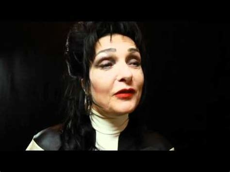 Siouxsie Sioux at the 2011 Q Awards - YouTube Q 2011