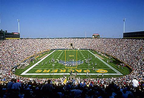 green bay packers stadium pictures  images