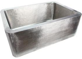 linkasink hammered stainless steel kitchen sinks