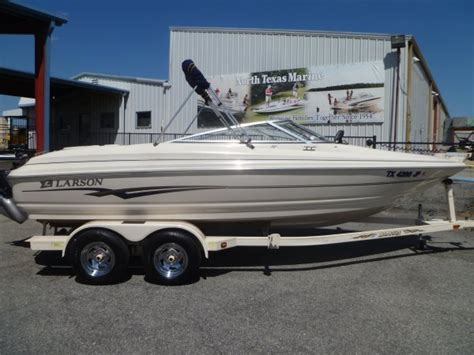 larson boats texas 2001 larson sei 210 sf gainesville tx for sale 76240