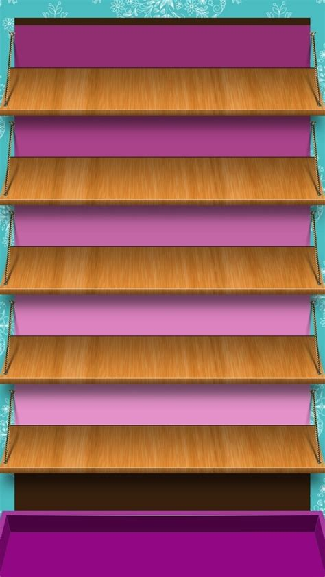 Iphone 5 Shelf Wallpaper by Iphone 5 Shelf Wallpaper Shelves 4 Cellphonezzz