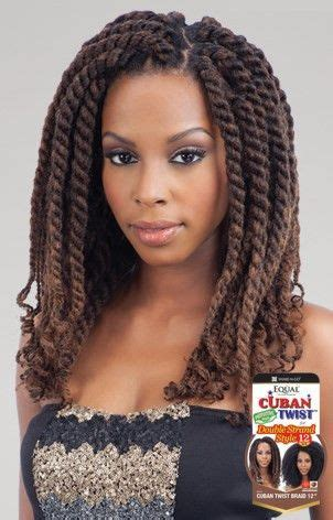 how to soften cuban twist hair freetress equal synthetic hair braids double strand style