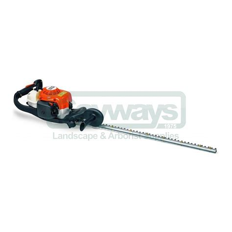 stuhl petrol stihl hs86r petrol hedge trimmer 30 stihl from gayways uk