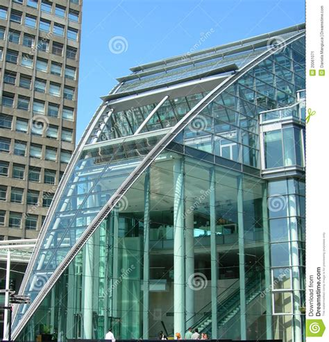 london glass building glass building in london uk stock image image 20061071