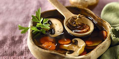 receta de sopa de miso crudivegana