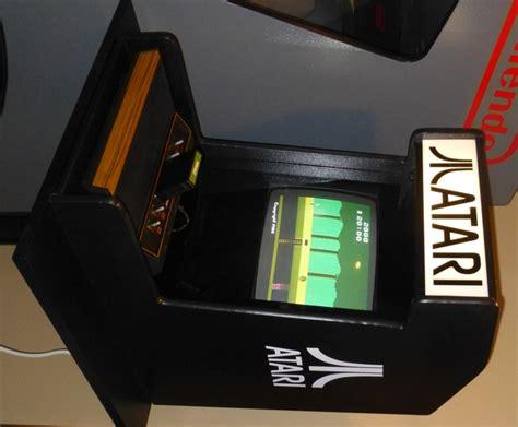 Bartop Arcade Cabinet by Atari Bartop Arcade Cabinet Atari 2600 Atariage Forums