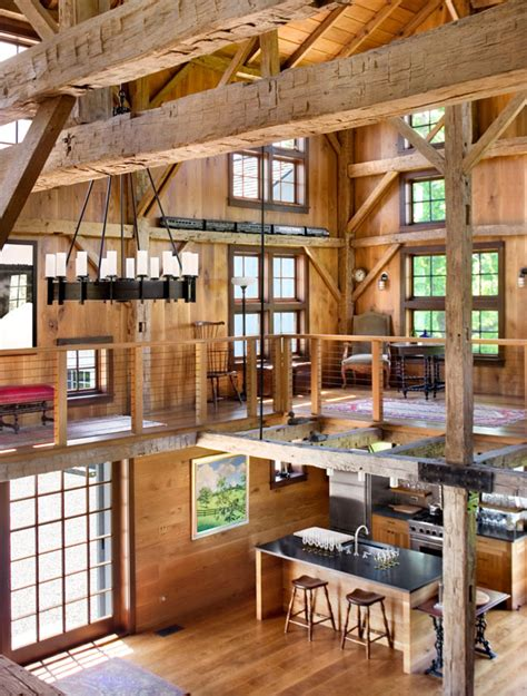 barn house interior 43 fabulous barn conversions inspiring you to go off grid