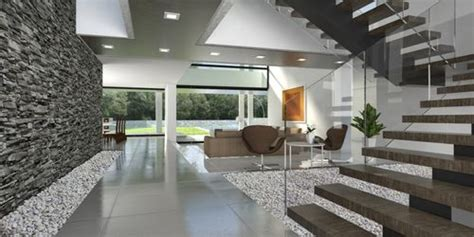 decoracion de interiores de salas modernas  elegantes