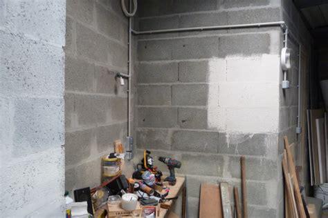 Peindre Un Mur Exterieur 4987 by Peinture Sur Les Murs Du Garage 43 Messages