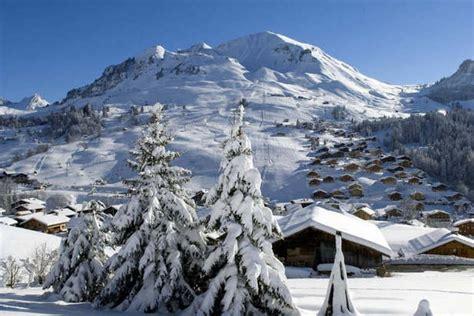 Le Grand Bornand   Présentation de Le Grand Bornand (la station, le domaine skiable )