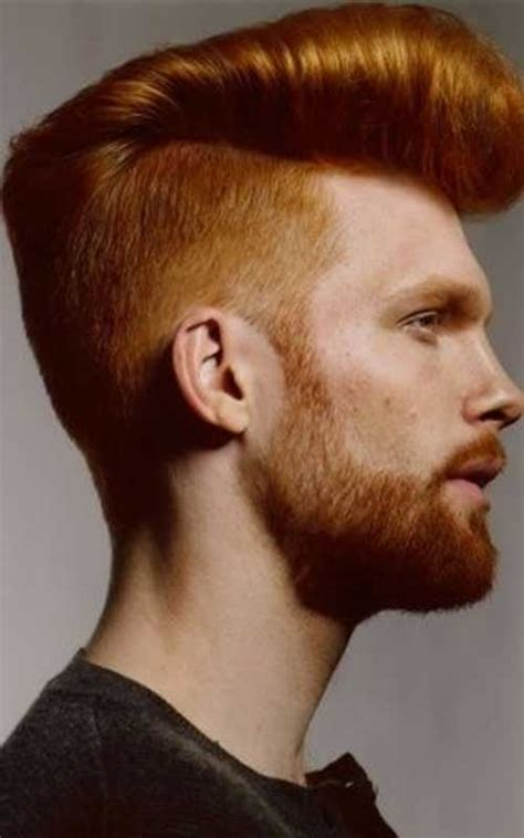 ginger men s hairstyles 20 guys with red hair mens hairstyles 2018