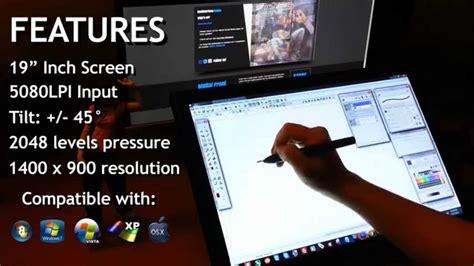 best tablet display huion gt 190 affordable 500 cintiq alternative display