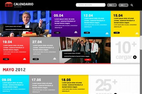 Card Based Web Design Templates by Exploring Card Layouts In Web Design