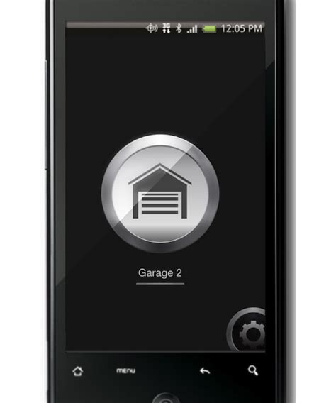 Garage Door Opener Via Phone Using Your Android Phone To Your Garage Door
