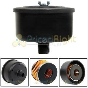 new 1 2 quot air compressor intake replacement filter and plastic housing 685650069111 ebay