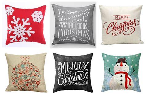 New Home Interior Ideas christmas decorative pillows deer home ideas collection