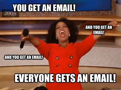 Meme Email - want your email marketing to work focus on your lists cmds