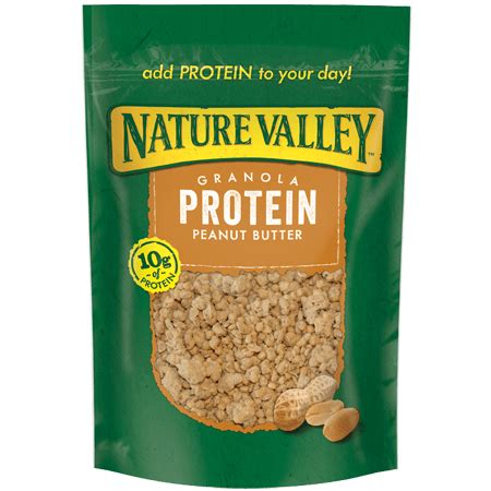 Grains N Co Granola Peanut Butter Choco Chip 2 protein peanut butter n chocolate nature valley