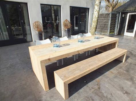 steigerhout meubels op maat steigerhout furniture steigerhout tafel olavi