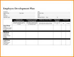 7 Inidual Career Development Plan Template Joblettered