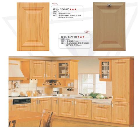 mdf kitchen cabinets price china mdf thermofoil kitchen cabinets with granite counter
