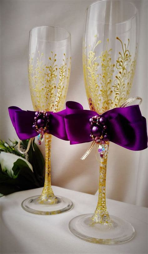 Best 25  Purple gold weddings ideas on Pinterest   Purple