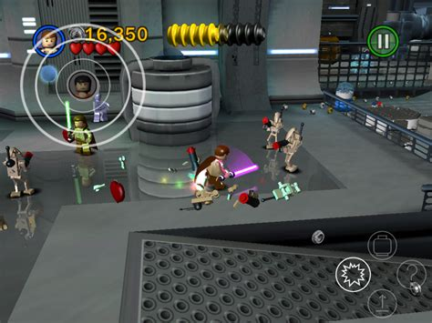 wars app android lego wars the complete saga for ios now available
