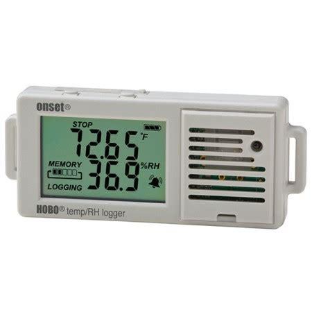 Hobo Ux100 Temp hobo ux100 003 datenlogger temperatur und relative feuchte