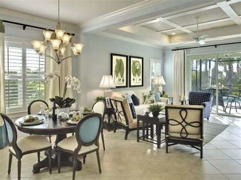 Beachy dining room tables