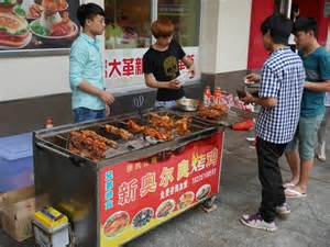 food and kfc new orleans roasted chicken in hunan