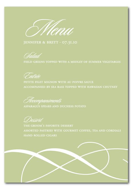 design menu card online hotel menu card designs free download