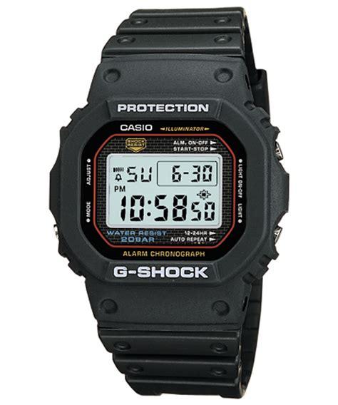 Casio G Shock Tali Gshock Dw 5000 Dw5000 Dw 5000 Rubber Hitam купить наручные часы g shock dw 5000