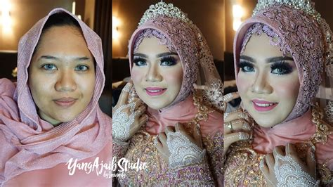 dvd tutorial makeup pengantin tutorial makeup wedding muslim dan hijab simple elegan
