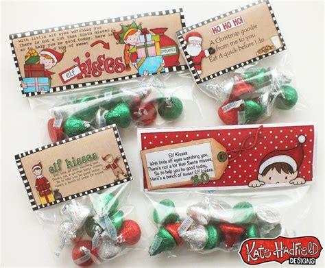 printable elf kisses bag toppers free elf kisses bag toppers bags blog and bag toppers