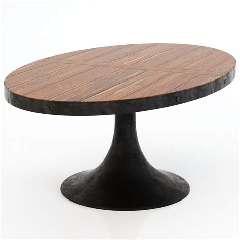 restoration hardware dining table restoration hardware aero oval dining table 3d model max