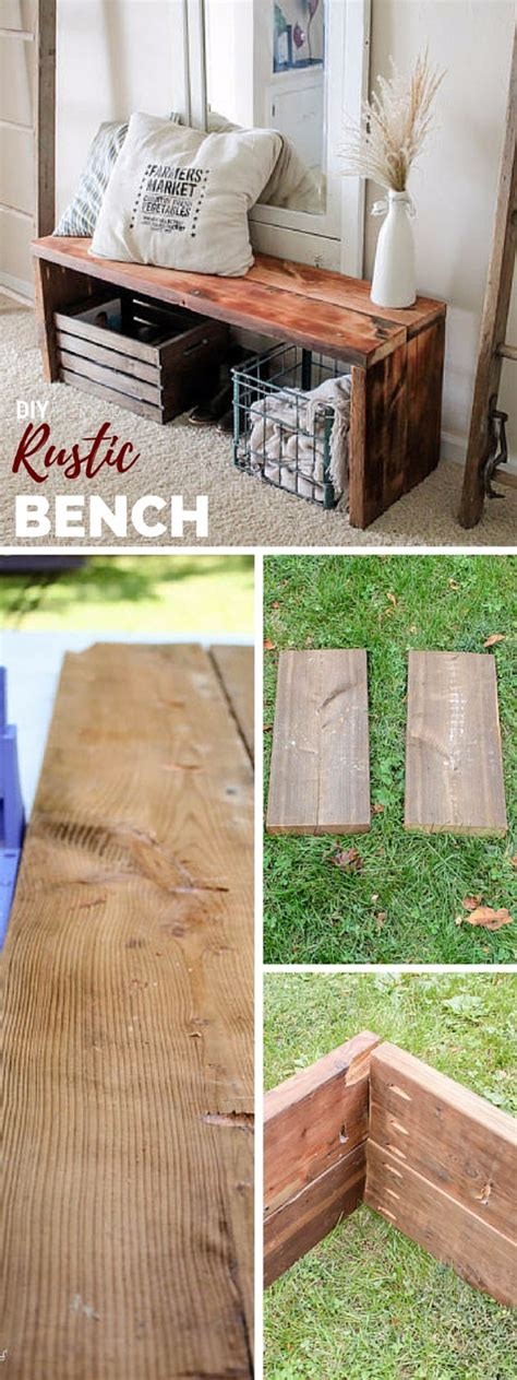 rustic furniture and home decor 20 rustic diy projects and creative ideas to bring warmth