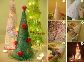 handmade christmas tree home design garden