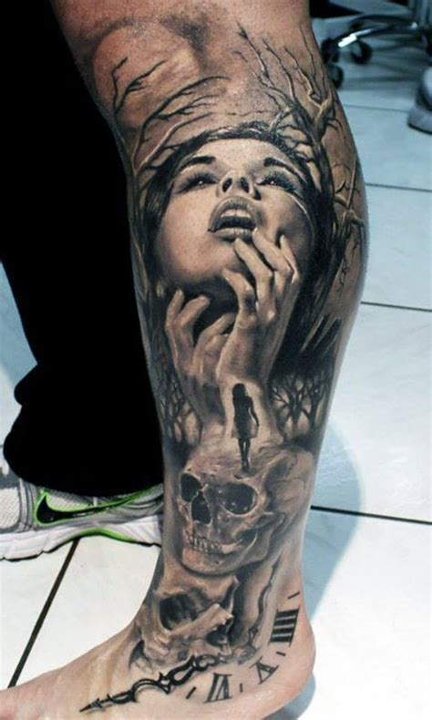 tattoo legs designs for men top 75 best leg tattoos for sleeve ideas and designs