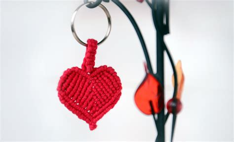 heart macrame pattern how to make a macrame heart