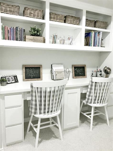built in desk best 25 built in desk ideas on small home