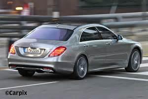 Mercedes S Klasse Mercedes S Klasse Interieur Bilder Bilder Autobild De