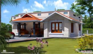 Kerala Single Floor House Plans With Photos by Single Floor 1500 Sq Feet Home Design Kerala Home Design