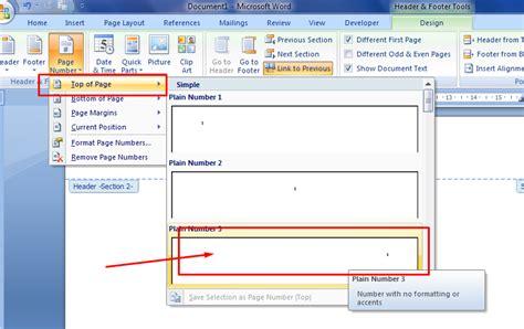 membuat format halaman berbeda di word membuat format halaman berbeda pada satu file word deuniv