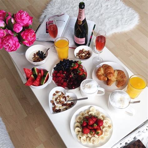 best 25 romantic breakfast ideas on pinterest breakfast