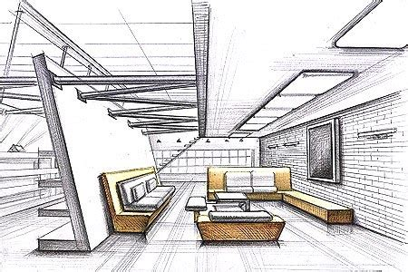 sketch interior design your daily inspiration interior design drawing technique