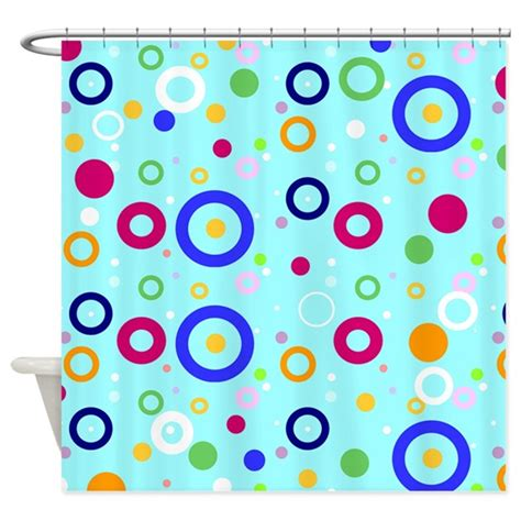 circle pattern curtains circle pattern shower curtain by stolenmomentsph